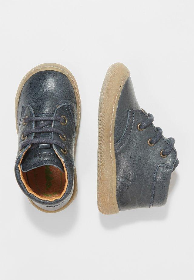 Scarpe primi passi - dark blue