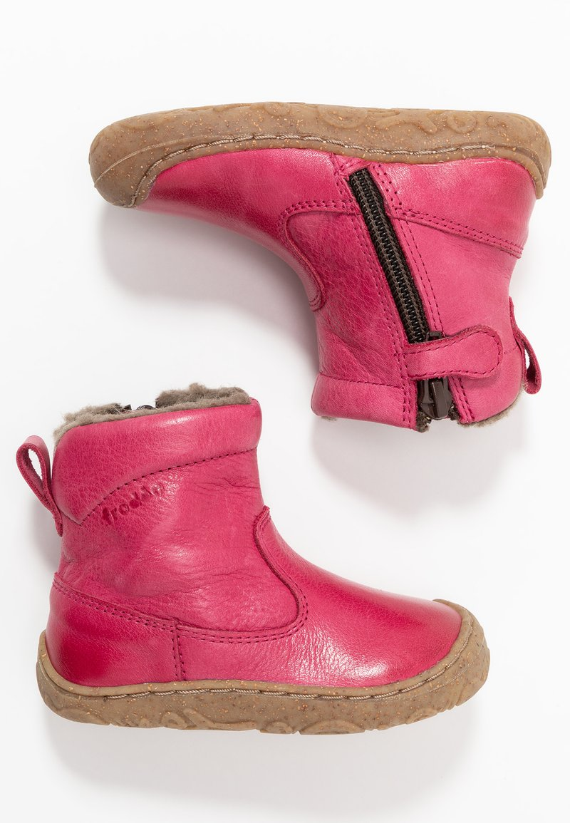 Froddo - Baby shoes - fuxia