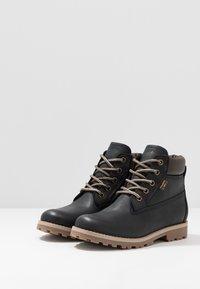 Froddo - Winter boots - dark blue - 3