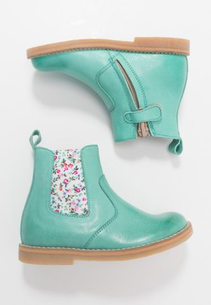 CHELYS NARROW FIT - Classic ankle boots - mint