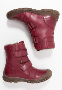 Froddo - WARM LINING - Stivali da neve  - bordeaux - 0