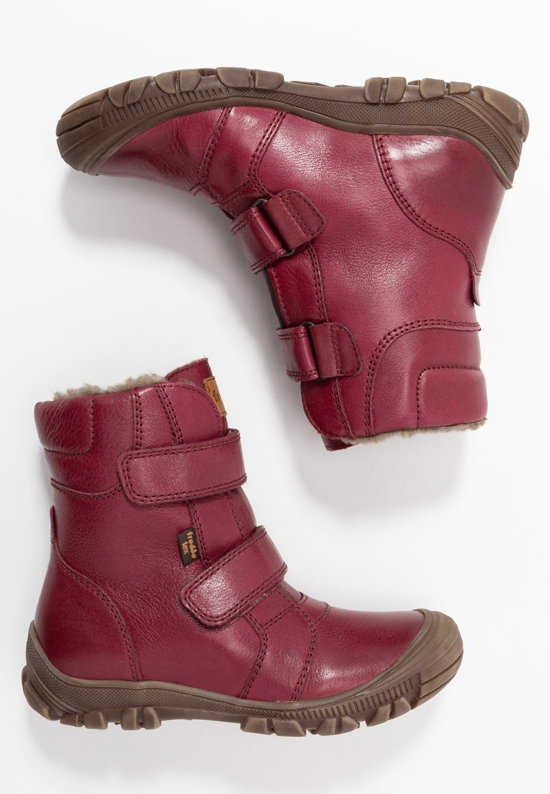 Froddo - WARM LINING - Stivali da neve  - bordeaux