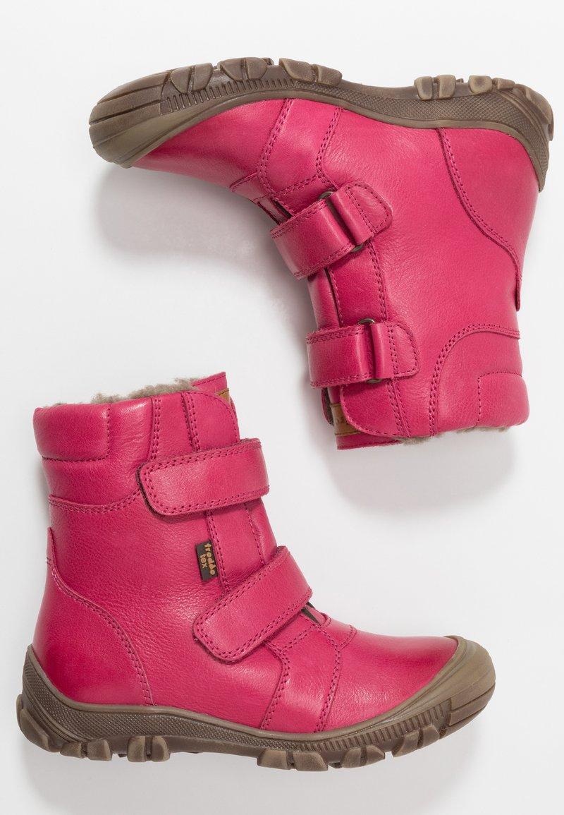 Froddo - WARM LINING - Winter boots - fuxia