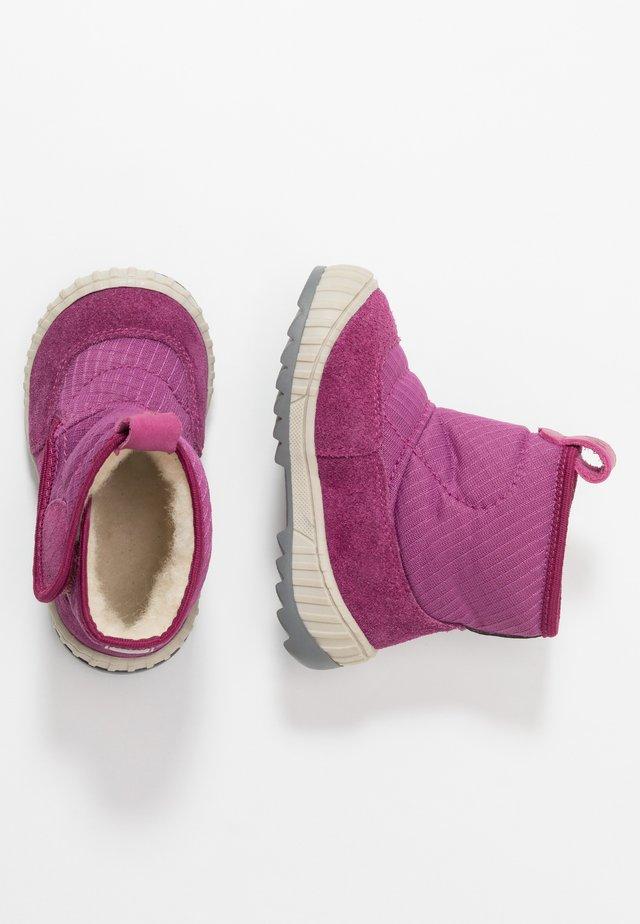 Scarpe primi passi - purple
