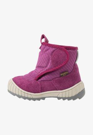 Chaussures premiers pas - purple