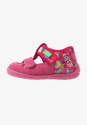 PARAPLI MEDIUM FIT - Slippers - fuxia