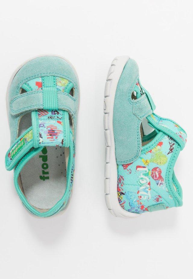 PARAPLI MEDIUM FIT - Slippers - mint