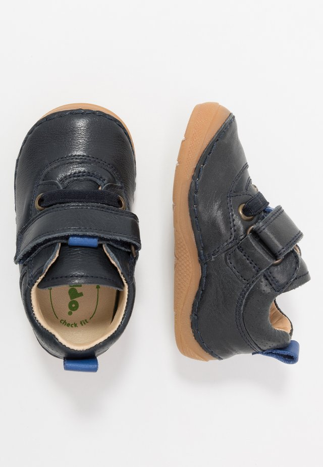 PAIX WIDE FIT - Touch-strap shoes - dark blue