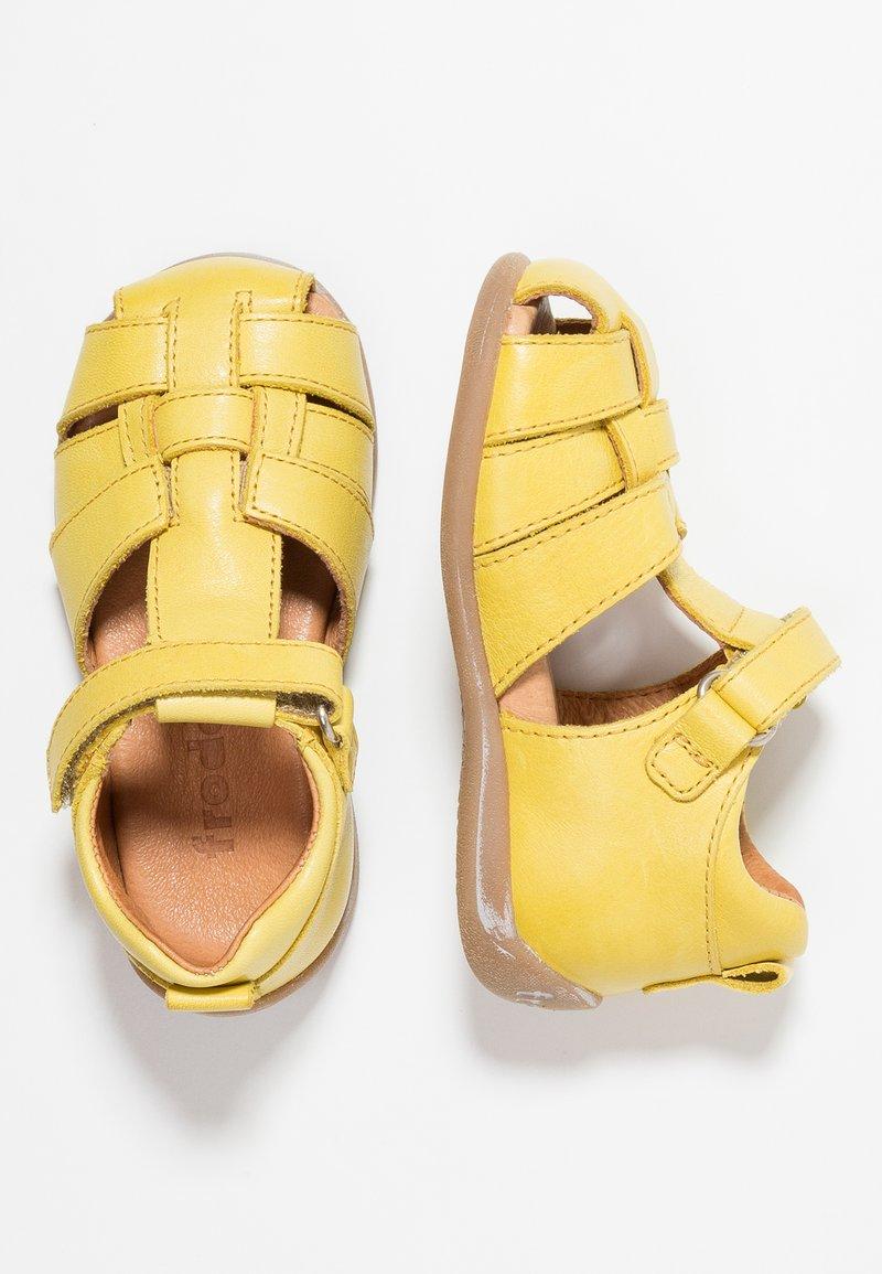 Froddo - Vauvan kengät - yellow