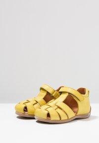 Froddo - Vauvan kengät - yellow - 3