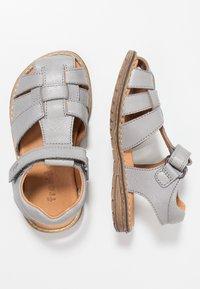Froddo - Sandaalit nilkkaremmillä - grey - 0