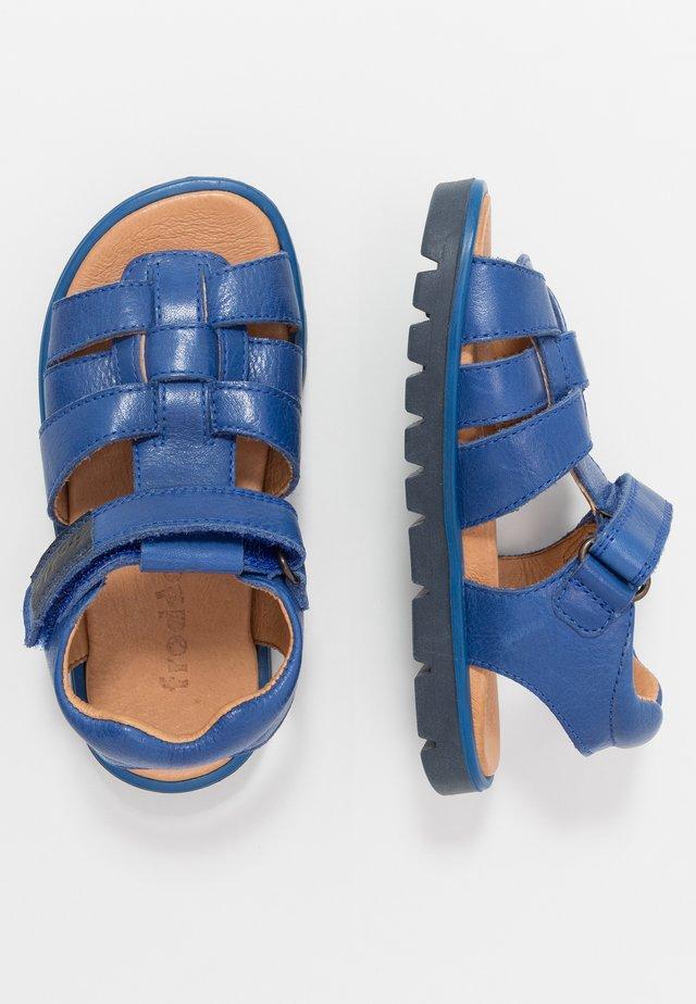 KEKO MEDIUM FIT - Sandals - blue electric