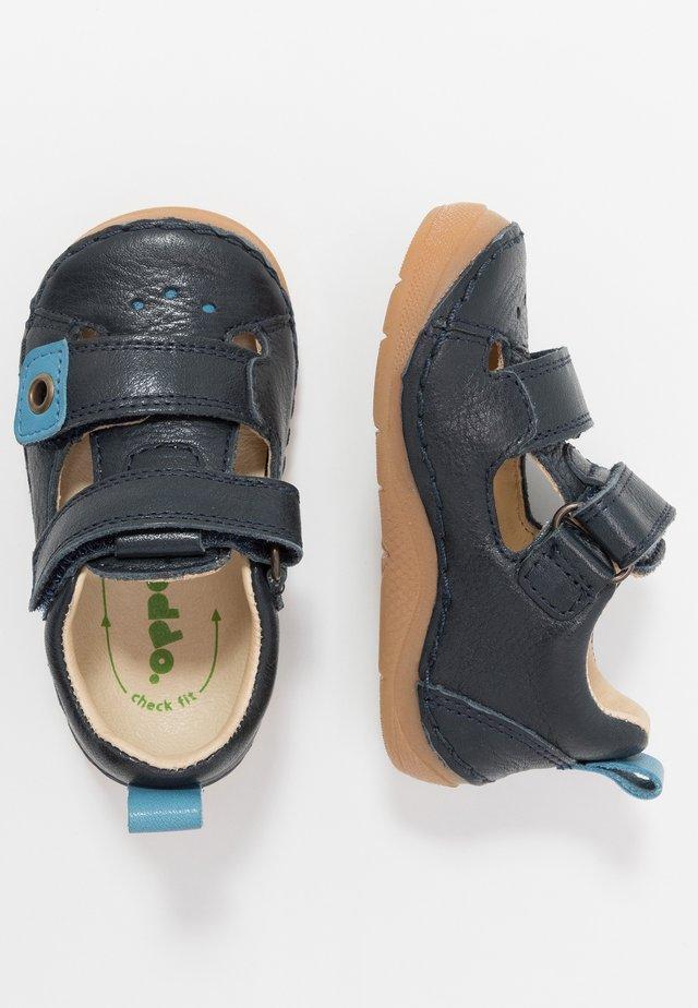 PAIX DOUBLE WIDE FIT - Sandals - dark blue