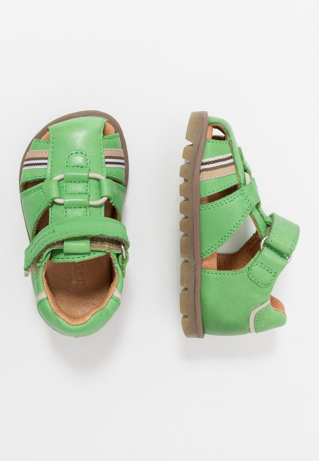 KEKO MEDIUM FIT - Baby shoes - green