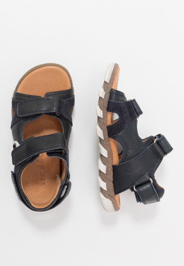 KARLO MEDIUM FIT - Sandals - dark blue