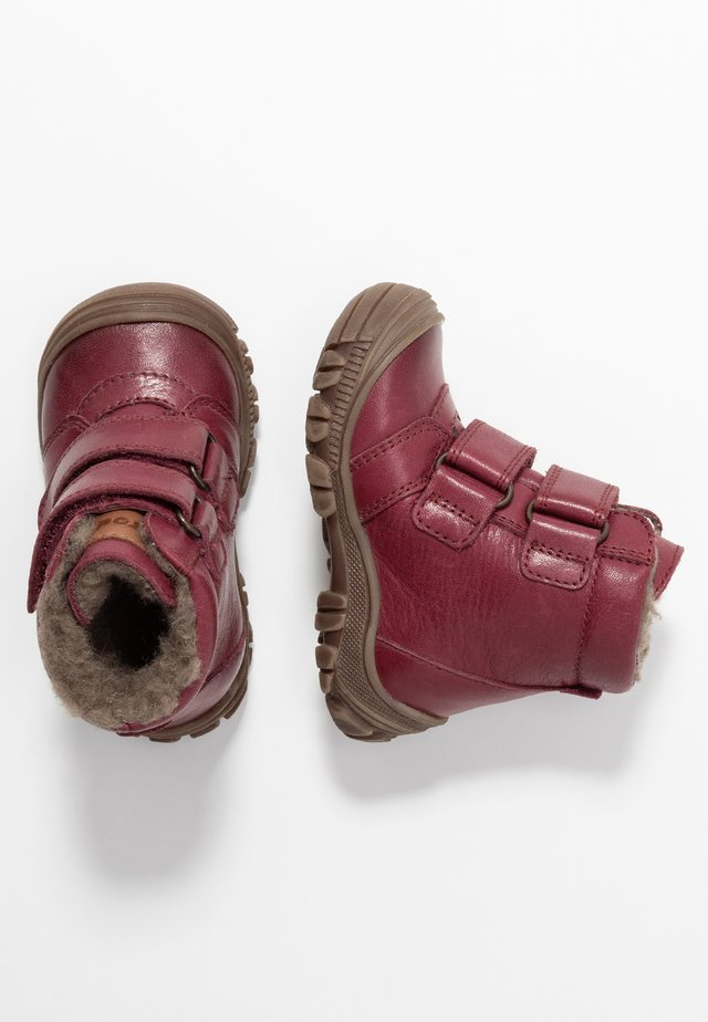 Vinterstøvler - bordeaux