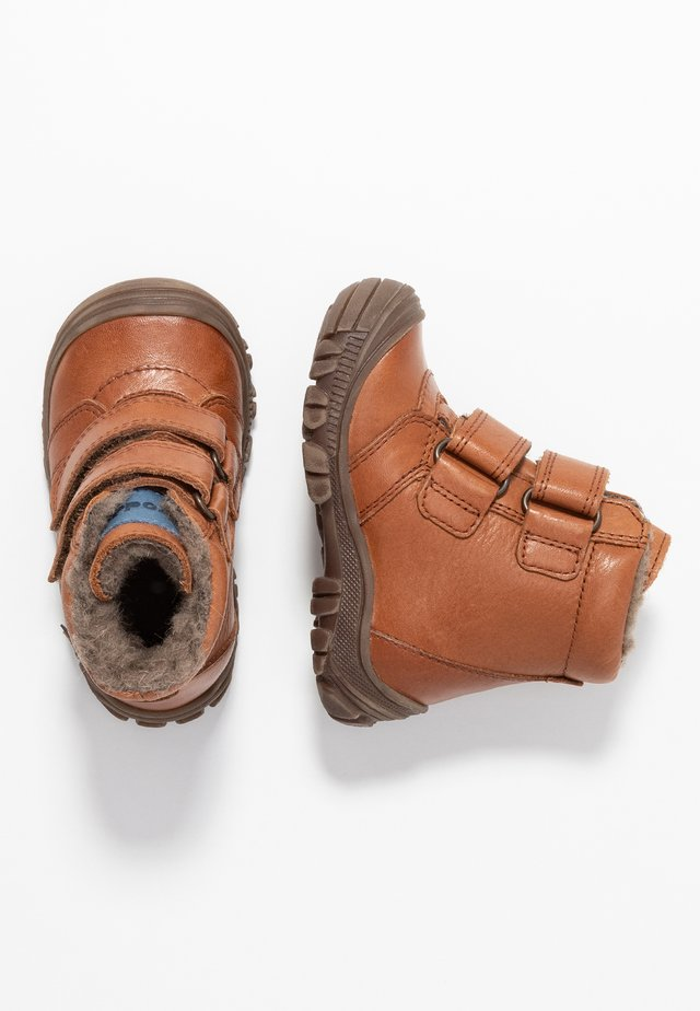 Vinterstøvler - cognac