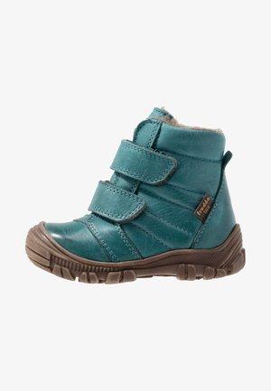 Zimní obuv - petroleum