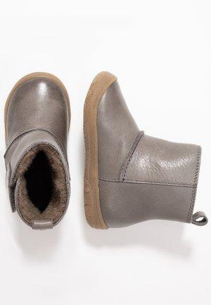 Lær-at-gå-sko - grey