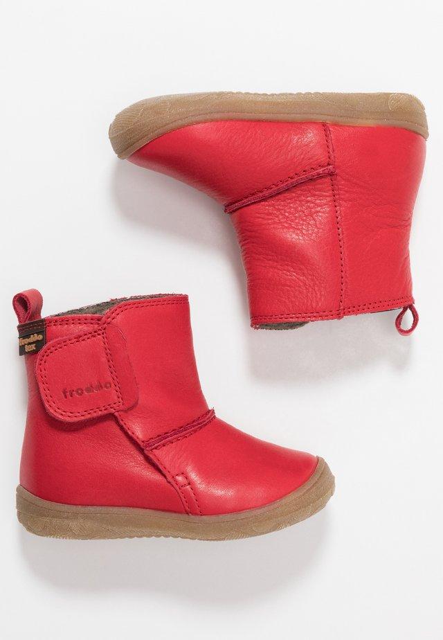Vauvan kengät - red