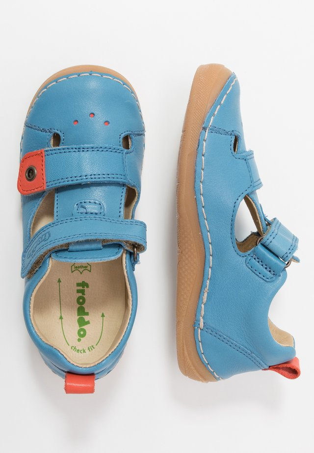 PAIX DOUBLE WIDE FIT - Baby shoes - jeans