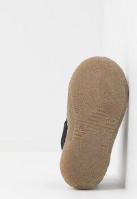 Froddo - KART SLIM FIT - Zapatos de bebé - blue - 5
