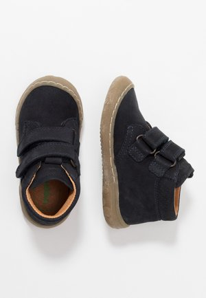 KART SLIM FIT - Baby shoes - blue