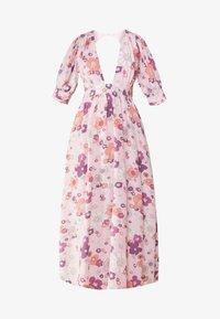For Love & Lemons - MAGNOLIA DRESS - Robe longue - pink blossom - 3