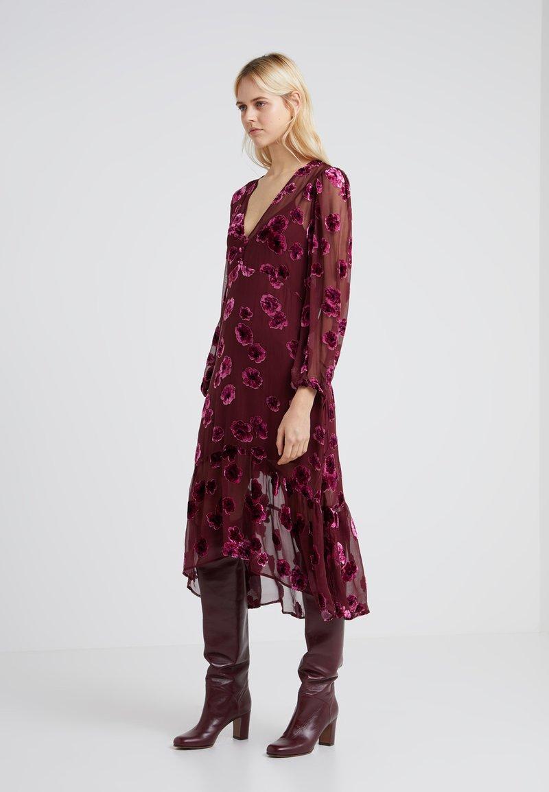 For Love & Lemons - SOPHIE DRESS - Robe d'été - red