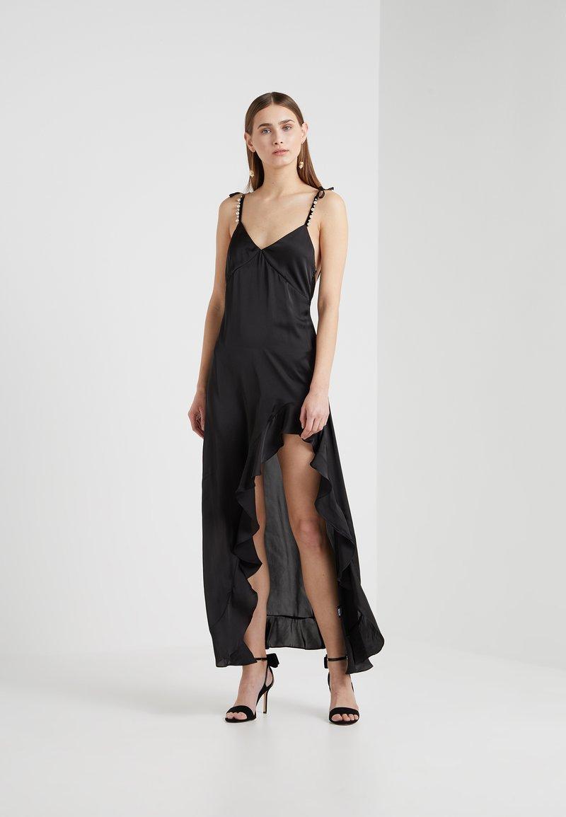For Love & Lemons - LADY LUCK MAXI DRESS - Occasion wear - black
