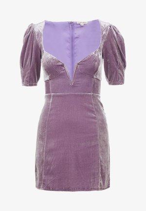 VIVA MINI DRESS - Sukienka koktajlowa - lilac