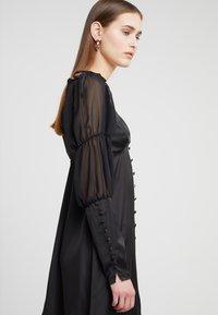 For Love & Lemons - JACKPOT MINI DRESS - Cocktail dress / Party dress - black - 4
