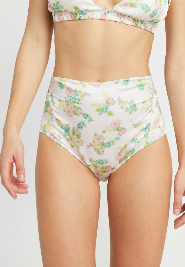 EDEN WAIST PANTY - Alushousut - rose/multicoloured