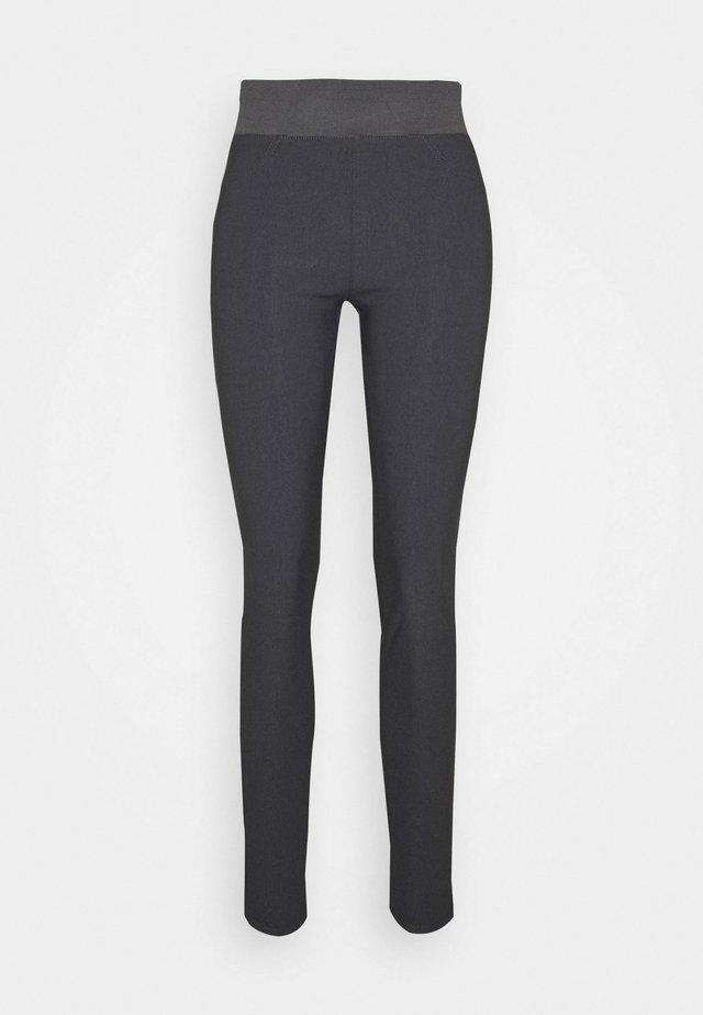 FQSHANTAL POWER - Trousers - dark grey