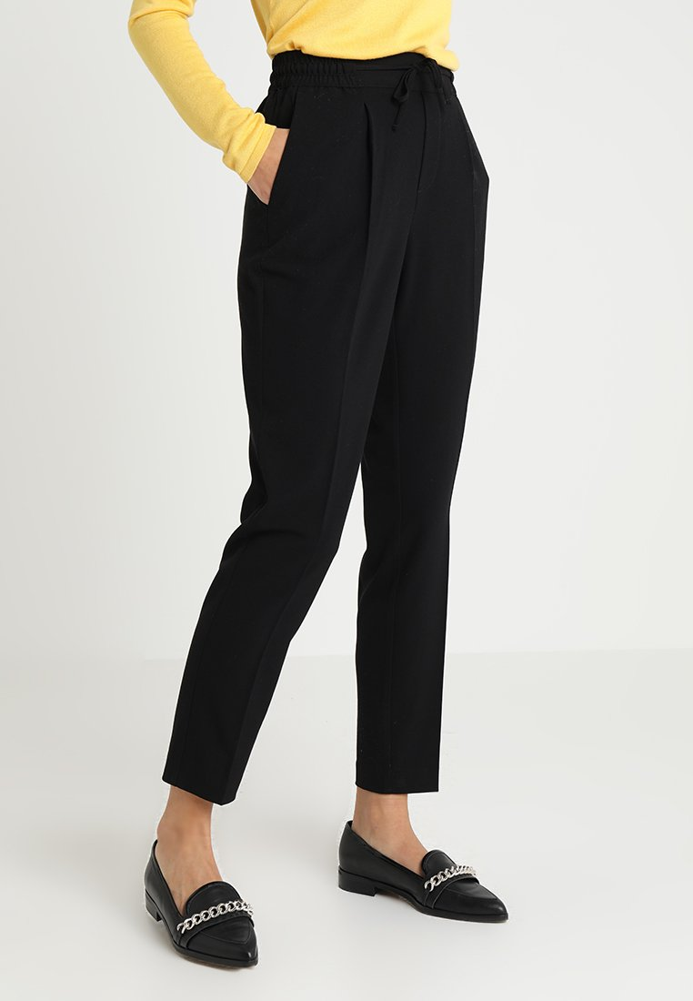 Freequent - Trousers - black