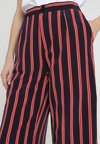 Freequent - Broek - blue/red