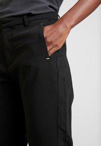 Freequent - ISADORA ANKLE - Kalhoty - black - 4