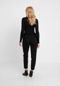 Freequent - NANNI SHINE - Pantaloni - black - 2