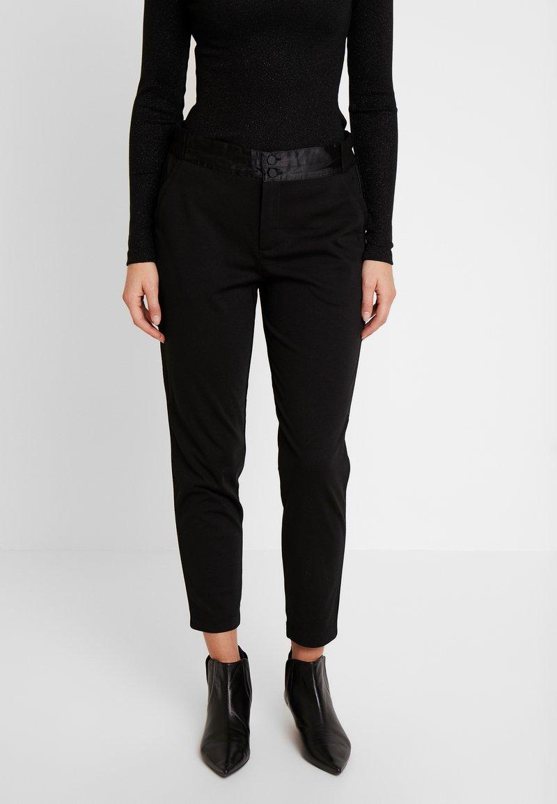 Freequent - NANNI SHINE - Pantaloni - black