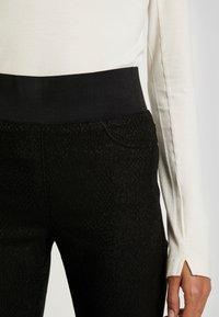 Freequent - SHANTAL - Kalhoty - black - 5