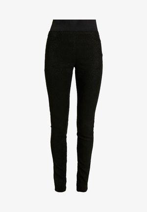 SHANTAL - Pantaloni - black