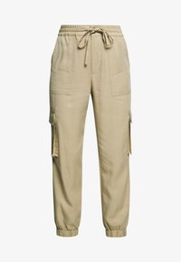 Freequent - SIMONE - Trousers - beige sand - 3
