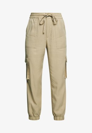 SIMONE - Pantalones - beige sand