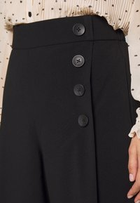 Freequent - MINO - Trousers - black - 4