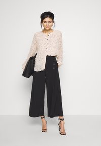 Freequent - MINO - Trousers - black - 1