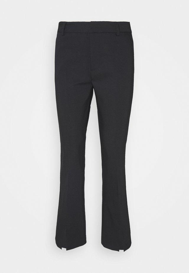 FQISADORA - Trousers - black