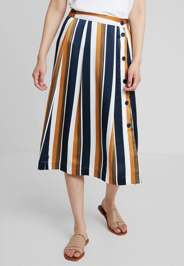 Wrap skirt - multi coloured