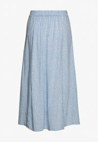 Freequent - A-line skirt - blue - 1