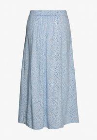 Freequent - Áčková sukně - blue - 1