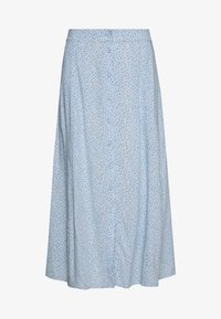 Freequent - A-line skirt - blue - 0